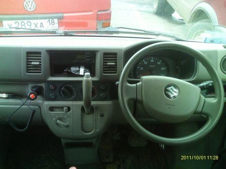 Suzuki Every 2007 - отзыв владельца