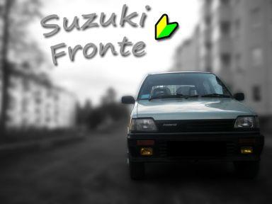 Suzuki Fronte, 1987