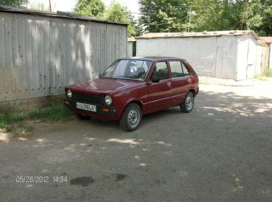 Suzuki Fronte 1983 отзыв автора | Дата публикации 11.11.2012.