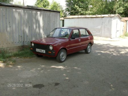 Suzuki Fronte 1983 - отзыв владельца