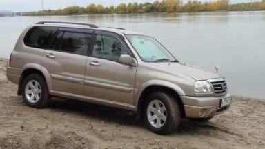 Suzuki Grand Escudo 2001 отзыв автора | Дата публикации 02.10.2008.