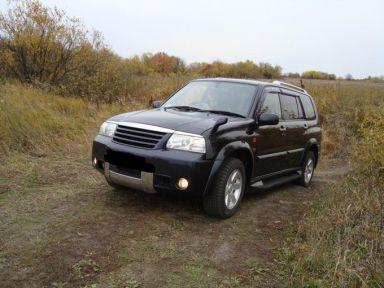 Suzuki Grand Escudo, 2002