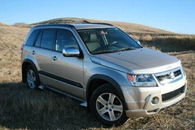 Suzuki Grand Escudo, 2007