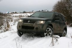 Suzuki Grand Vitara, 2009