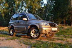 Suzuki Grand Vitara 2003 отзыв владельца | Дата публикации: 29.08.2011