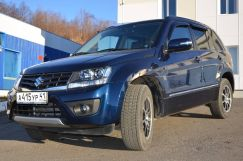 Suzuki Grand Vitara, 2012
