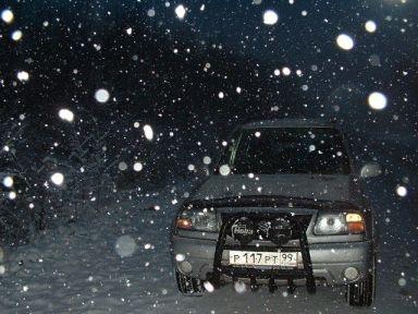Suzuki Grand Vitara 2000 отзыв автора | Дата публикации 15.11.2006.