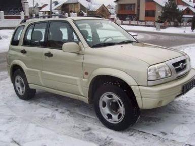 Suzuki Grand Vitara 2000 отзыв автора | Дата публикации 30.01.2010.