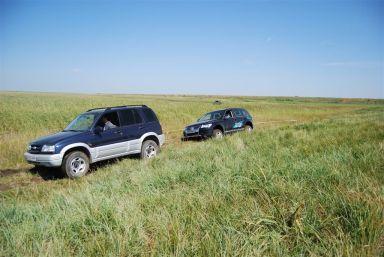 Suzuki Grand Vitara, 1998
