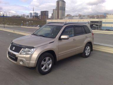 Suzuki Grand Vitara, 2010