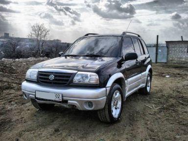 Suzuki Grand Vitara 2000 отзыв автора | Дата публикации 06.04.2011.