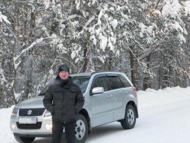 Suzuki Grand Vitara 2010 отзыв автора | Дата публикации 03.11.2011.