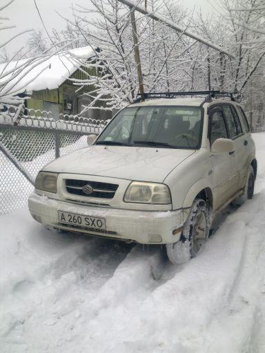 Suzuki Grand Vitara 2000 отзыв автора | Дата публикации 20.07.2012.