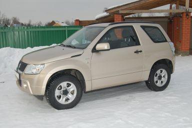 Suzuki Grand Vitara 2005 отзыв автора | Дата публикации 20.02.2013.