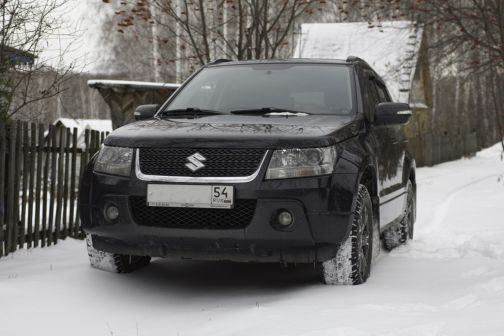 Suzuki Grand Vitara 2009 - отзыв владельца