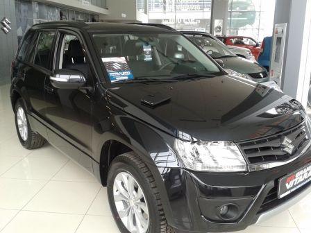 Suzuki Grand Vitara 2013 - отзыв владельца