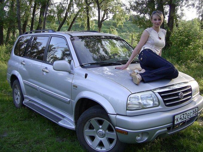 Suzuki Xl Suv Reviews