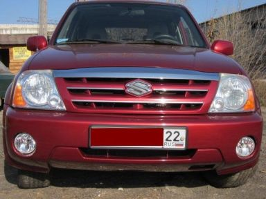 Suzuki Grand Vitara XL-7, 2003