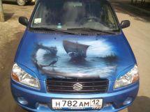 Suzuki Ignis, 2000