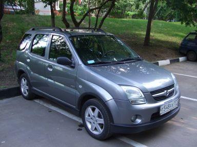 Suzuki Ignis, 2005