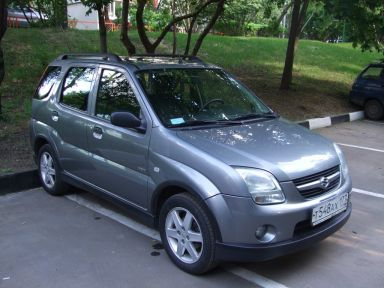 Suzuki Ignis 2005 отзыв автора | Дата публикации 01.06.2011.