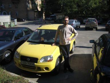 Suzuki Ignis 2001 отзыв автора | Дата публикации 12.10.2005.