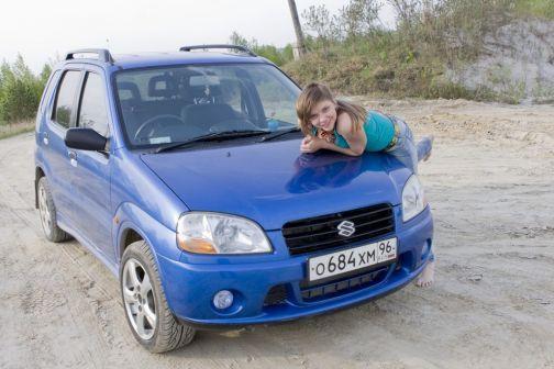 Suzuki Ignis 2003 - отзыв владельца