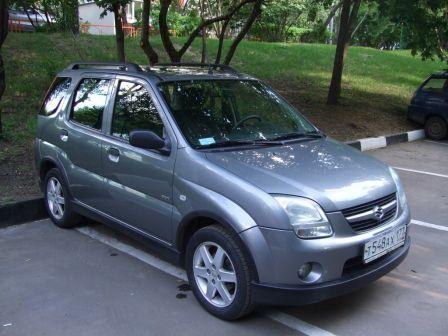 Suzuki Ignis 2005 - отзыв владельца