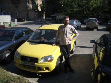 Suzuki Ignis 2001 - отзыв владельца