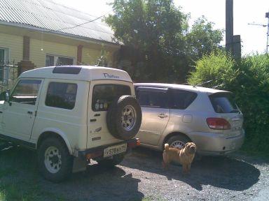 Suzuki Jimny, 1989