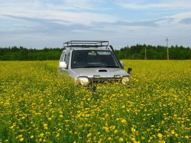 Suzuki Jimny 2006 отзыв автора | Дата публикации 27.05.2012.