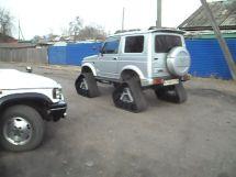 Suzuki Jimny Sierra, 1996