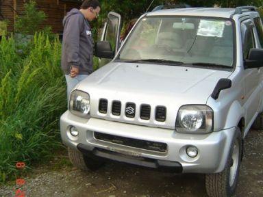 Suzuki Jimny Wide, 1998