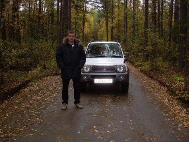 Suzuki Jimny Wide 1998 отзыв автора   Дата публикации 05.10.2008.