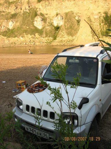 Suzuki Jimny Wide 2000 отзыв автора | Дата публикации 24.12.2008.