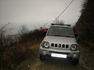 Suzuki Jimny Wide отзыв автора | Дата публикации 12.03.2011.