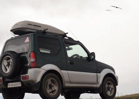Suzuki Jimny Wide 2000 - отзыв владельца