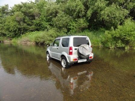 Suzuki Jimny Wide  - отзыв владельца