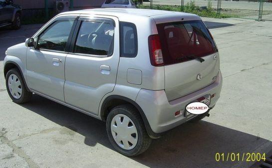 Suzuki Kei 2001 - отзыв владельца