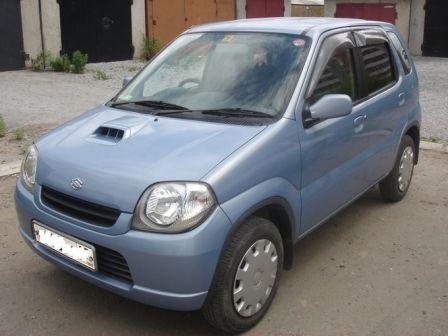 Suzuki Kei 2003 - отзыв владельца