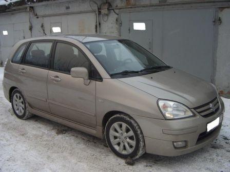 Suzuki Liana 2005 - отзыв владельца
