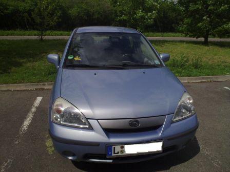 Suzuki Liana 2002 - отзыв владельца