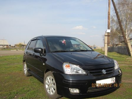 Suzuki Liana 2007 - отзыв владельца