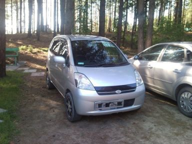 Suzuki MR Wagon, 2003