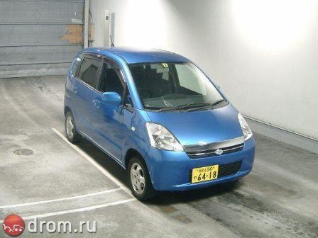 Suzuki MR Wagon 2004 - отзыв владельца