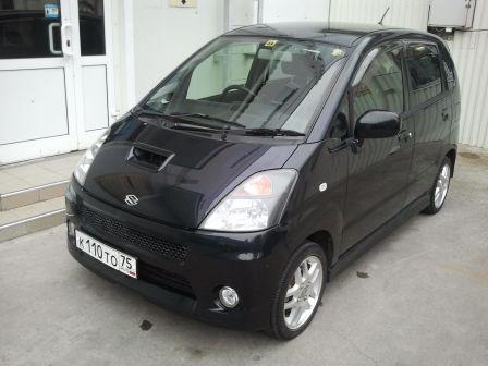 Suzuki MR Wagon 2003 - отзыв владельца