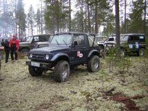 Suzuki Samurai, 1995