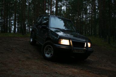 Suzuki Sidekick, 1994