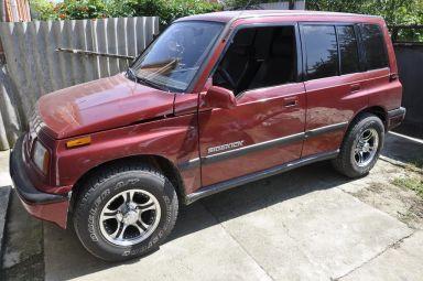 Suzuki Sidekick, 1995