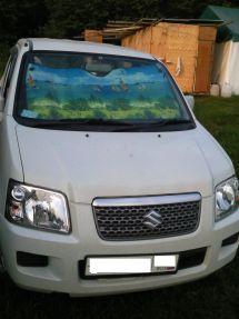 Suzuki Solio, 2006